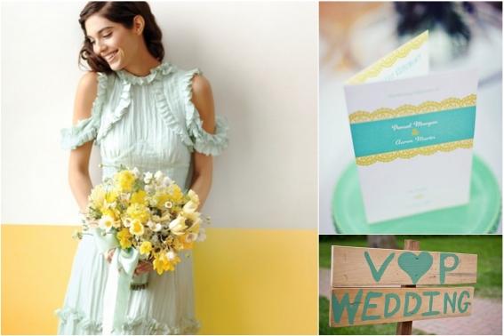 Dekoracje Ślubne, Stylizacje Ślubne - Mięta - Agencja Ślubne Winsa Blog