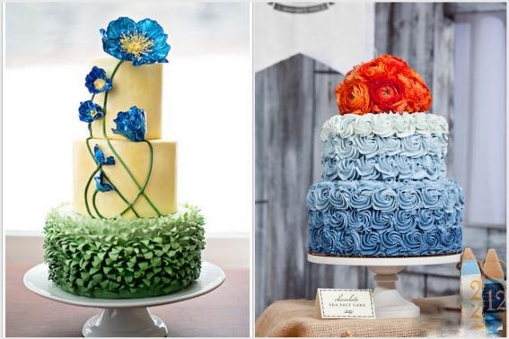 Tort weselny Torty ślubne - Blog Ślubny Organizacja Ślubów i Wesel
