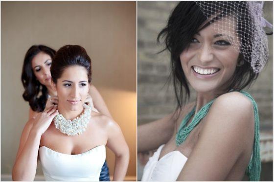 Biżuteria ślubna, naszyjniki ślubne, oryginalne dodatki ślubne, inspiracje ślubne, moda ślubna 7
