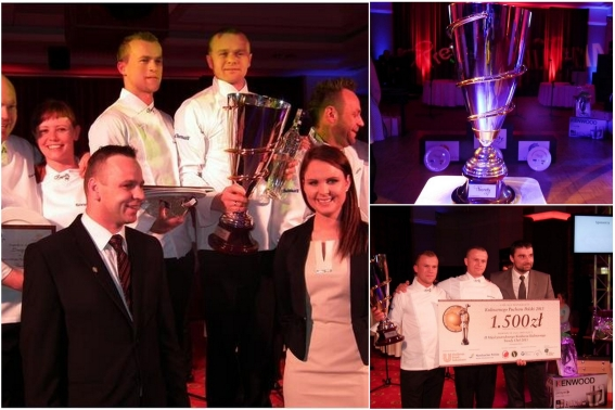 Trendy Chef 2013, Michał Kuduk i Dariusz Kuduk, Kulinarny Puchar Polski, Kulinarne Trendy Winsa