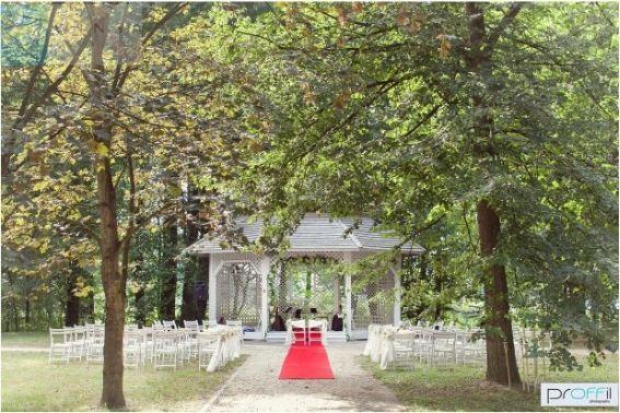 Ślub w plenerze, ślub plenerowy, ślub cywilny, dekoracje ślubne, wedding planner Winsa