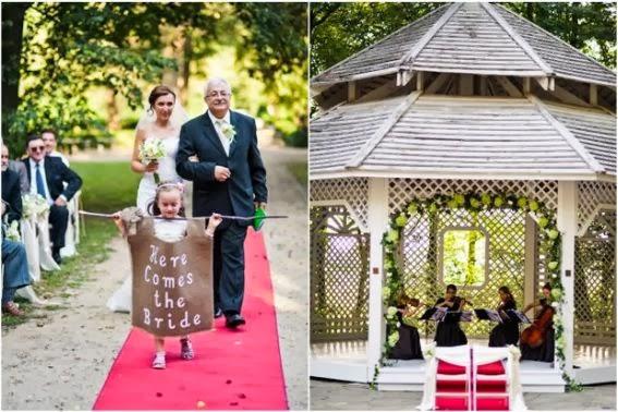 Plenerowy ślub, romantyczny ślub cywilny, konsultanci ślubni Winsa
