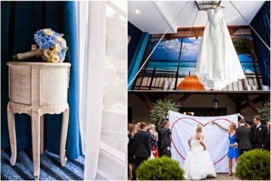 Wedding in Krakow, wedding planner Krakow, ślub w kolorze niebieskim, agencja ślubna Winsa