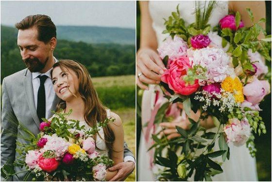 Ślub w stylu vintage, ślub i wesele w Krakowie, ślub w ogrodzie, w plenerze, piwonie na ślubie, Winsa Wedding Planner Krakow 1