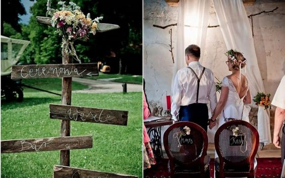 Dolina Cedronu ślub i wesele