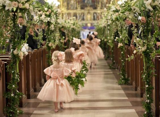 Dekoracje Kościoła Na ślub To Warto Wiedzieć