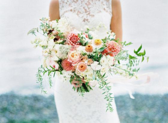 Kwiaty do ślubu 2017, oprawa florystyczna ślubu i wesela, trendy ślubne