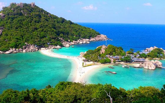 Koh Tao, Tailandia, miesiąc miodowy, podróż poślubna