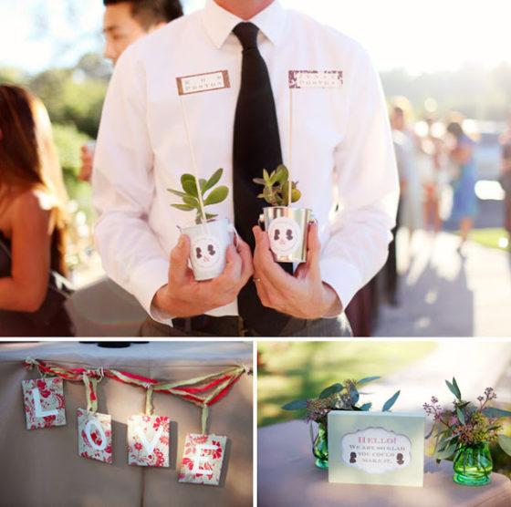 Upominki i prezenty dla gości weselnych, Ślubne prezenty, Podziękowania dla gości