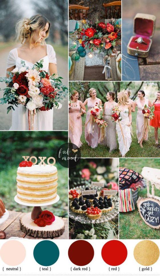 Ślub na jesień, wesele jesienią, inspiracje ślubne, blog ślubny