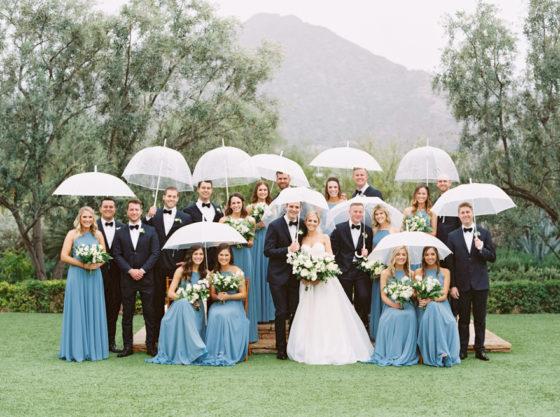 Ślub i wesele w deszczu, wesele w deszczową pogodę, pomysły na ślub podczas deszczu, deszcz na ślubie