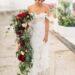 Suknia ślubna w stylu boho, best wedding planner Poland, boho bukiet ślubny, boho panna młoda